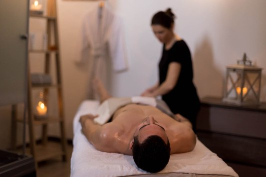 massage pays basque