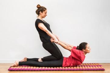 Massage yoga