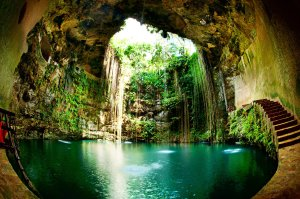 Cenote Cenoteplaisir